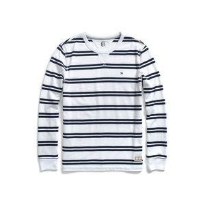 NWT Tommy Hilfiger Striped Sweat Shirt